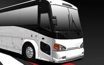 tour bus rentals