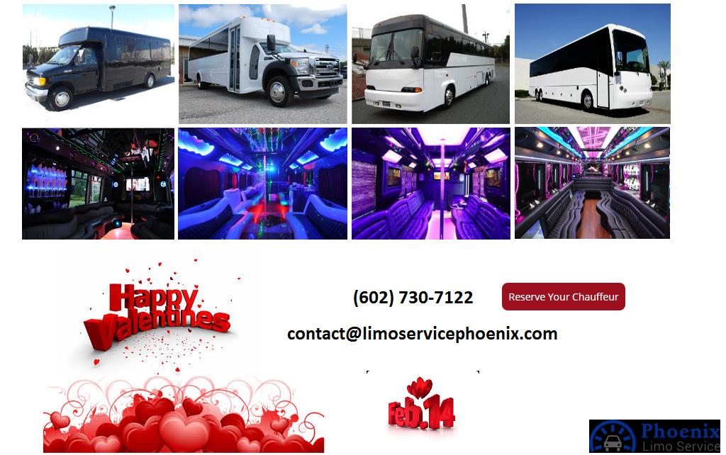 Phoenix Bus Charter