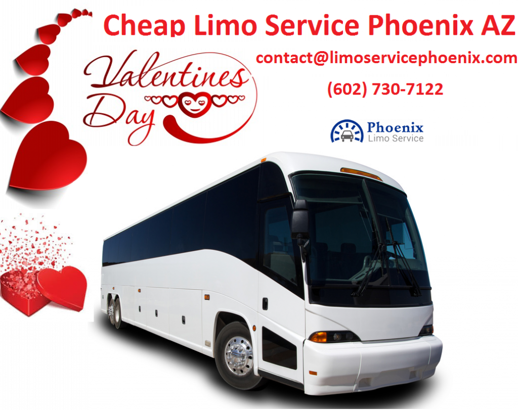 Charter Bus Phoenix Arizona