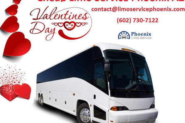 Charter Bus Phoenix Arizona