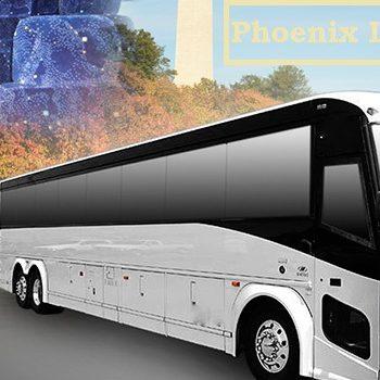 Charter Bus Rental Phoenix AZ