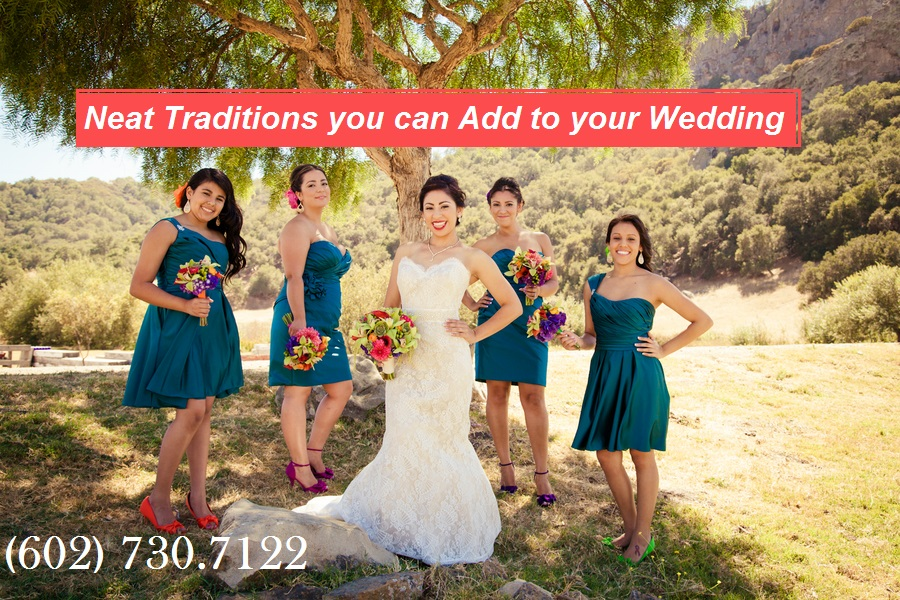 Best Unique Wedding Traditions To Incorporate Into Your