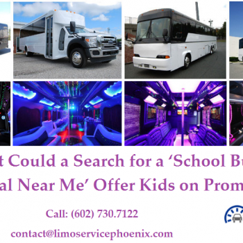 School Bus Rental Service
