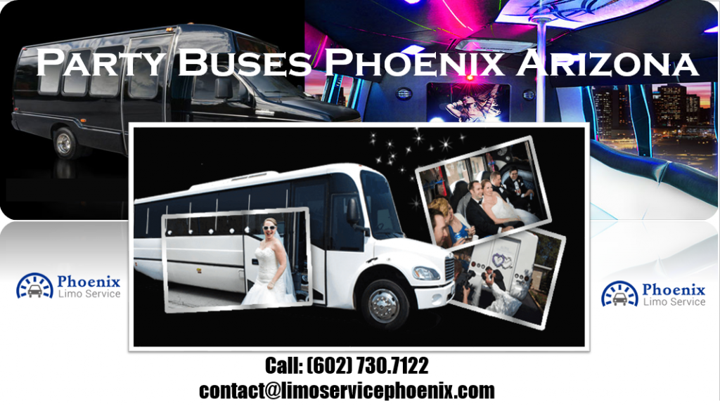 Party Bus Phoenix Arizona