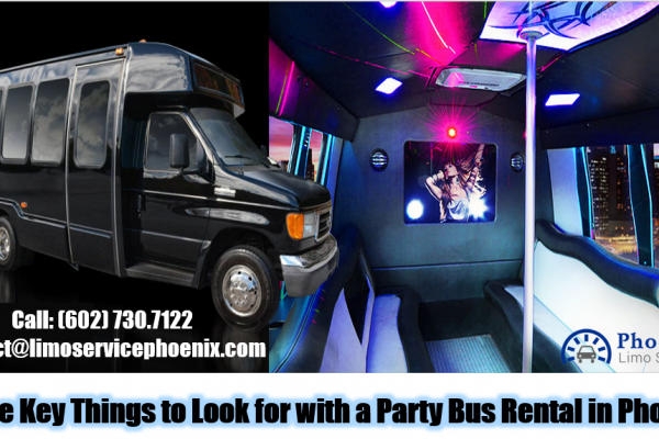 Party Bus Rental Phoenix