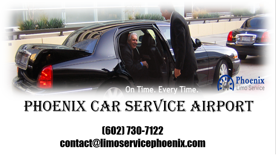 Executive Car Service Phoenix Airport