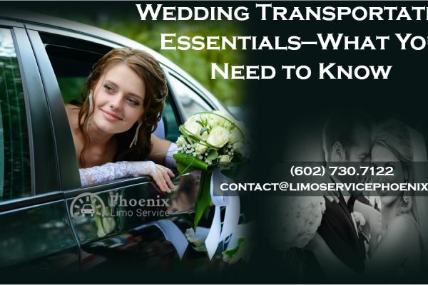 Wedding Car Service Scottsdale