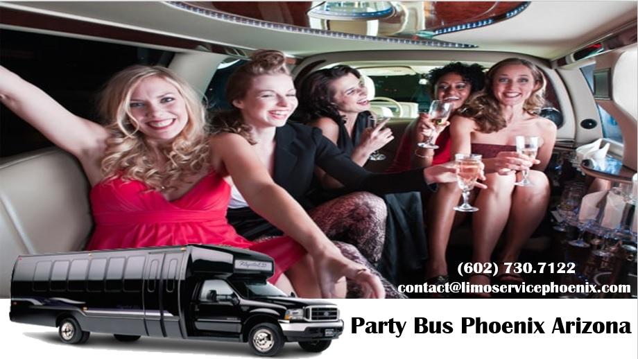 Party Bus Rental Phoenix