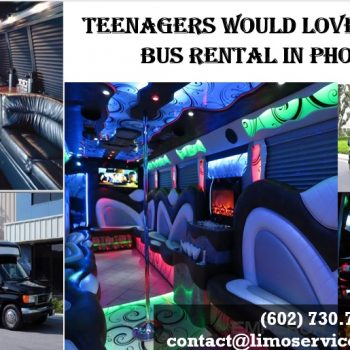 Party Bus Rental in Phoenix