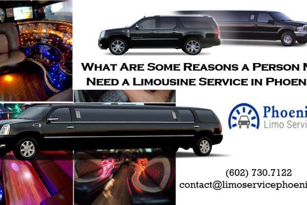 Limousine Service in Phoenix
