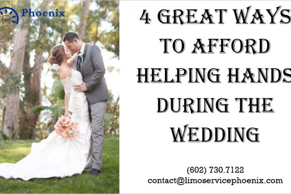 4 Wonderful Incentives and Ideas For Gathering Help With The Wedding