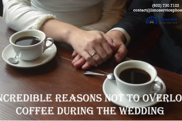5 Warming Reasons to Host a Coffee Bar at The Wedding