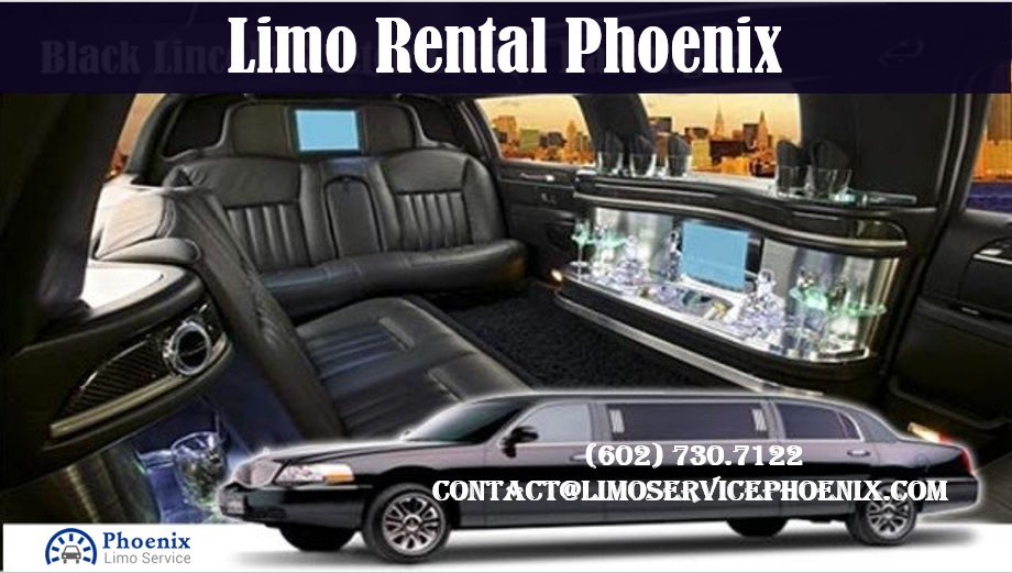 Phoenix Limo Rental Near Me