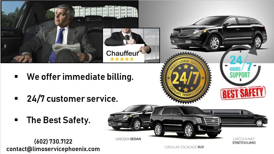 Limousine Service Phoenix AZ