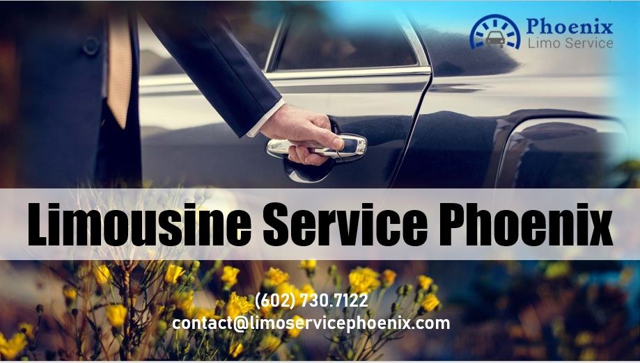 Limousine Services in Phoenix
