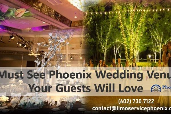 4 Must See Phoenix Wedding Venues Your Guests Will Love