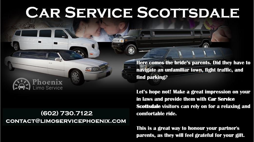 Scottsdale Airport Car Service