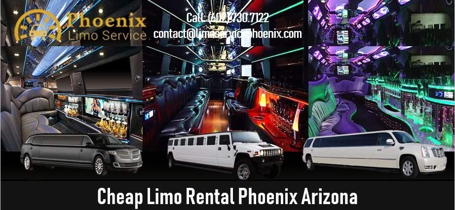 Phoenix Limo Services