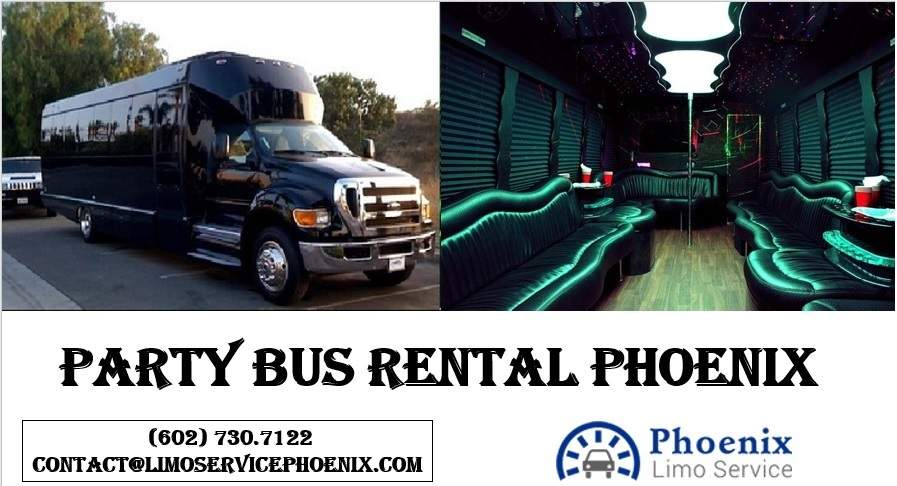 Phoenix Party Bus Rental