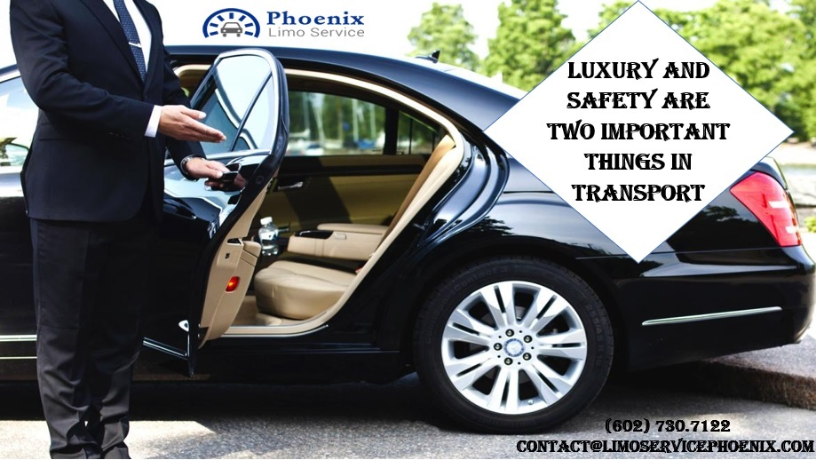 Luxury and Safety are Two Important Things in Transport
