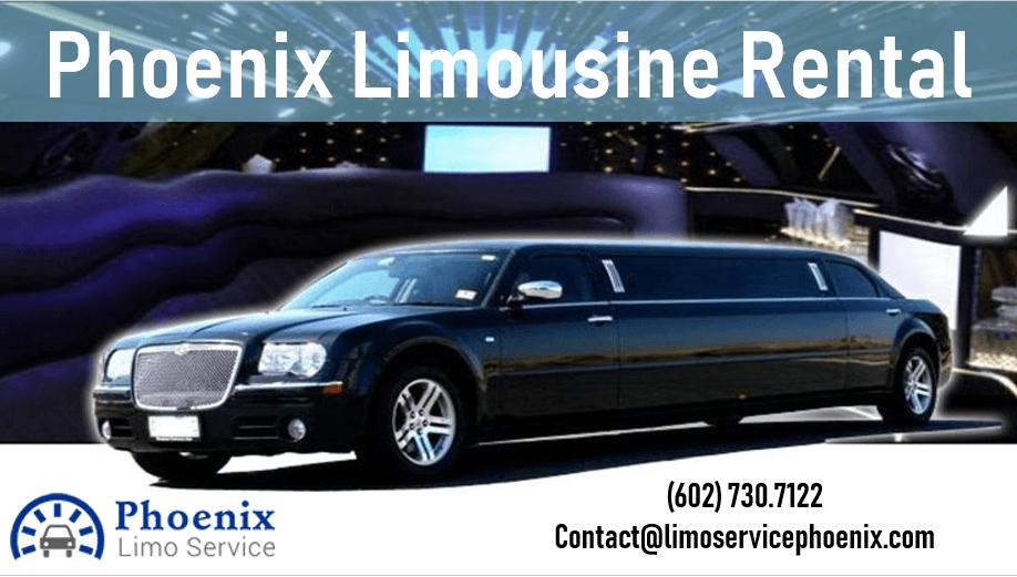 Phoenix Limousine Rentals
