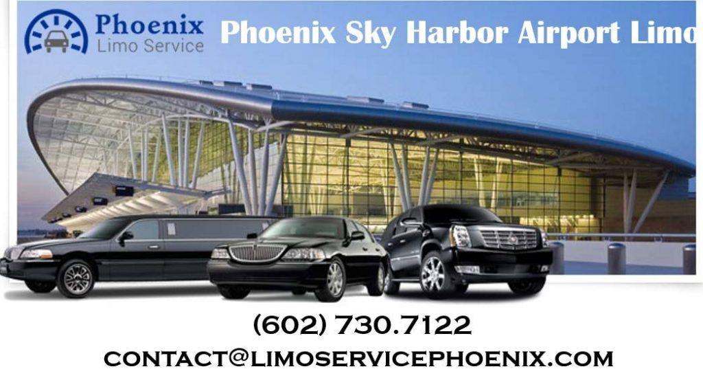 Phoenix Sky Harbor Airport Limo