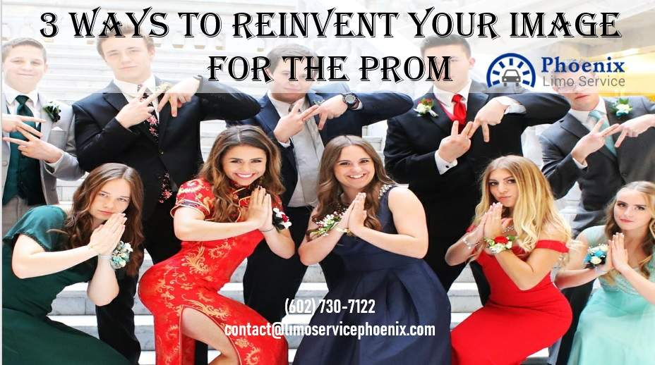 Prom Party Bus Rental Phoenix