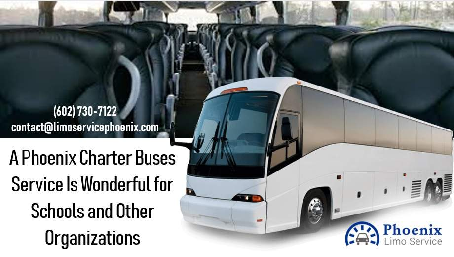 Phoenix Charter Buses Service