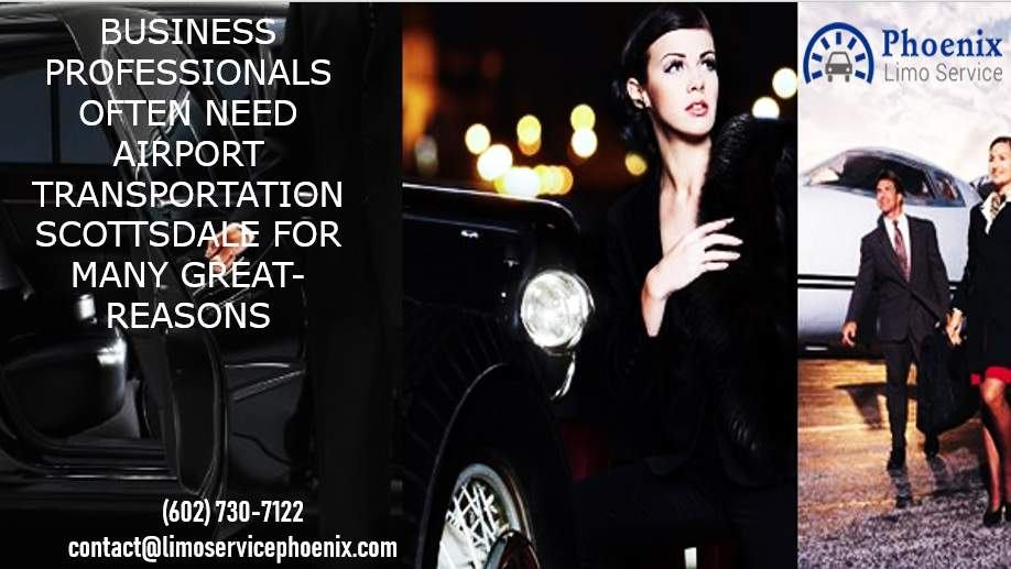 airport transportation Scottsdale