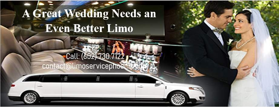A Great Wedding Needs an Even Better Limo
