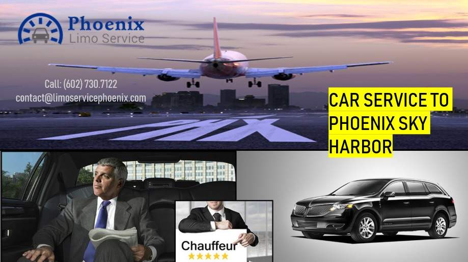 Airport Car Service Phoenix Sky Harbor
