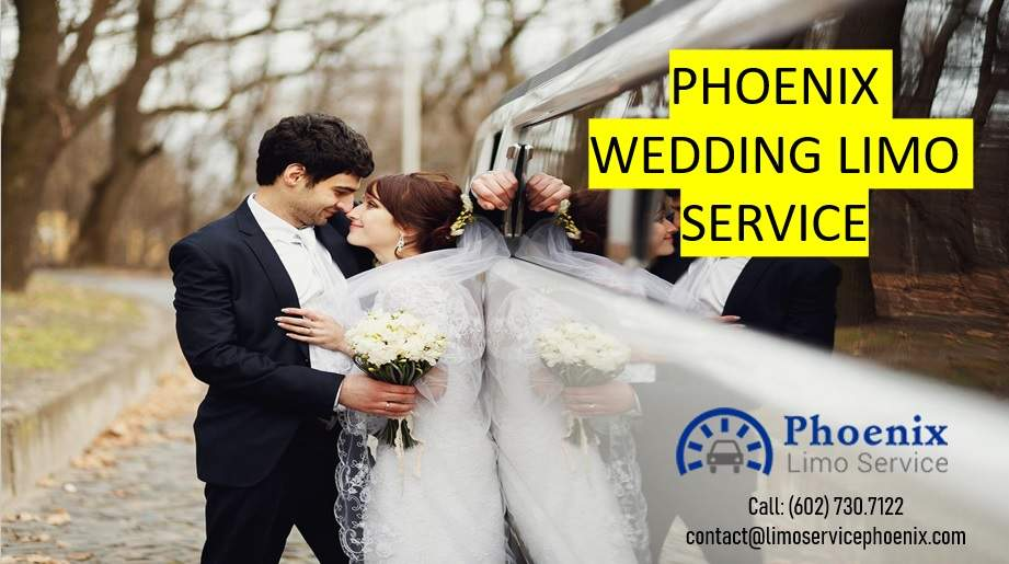 Phoenix Wedding Limo Services