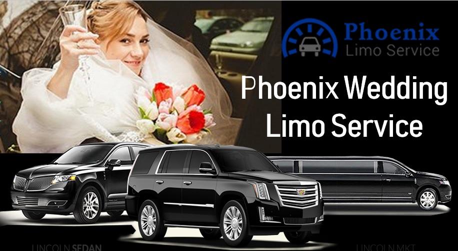 Phoenix Wedding Limo Services