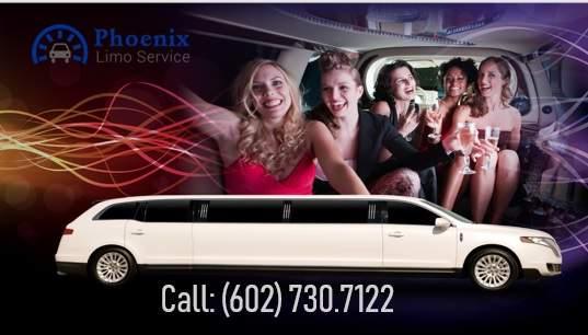 Limousine Service in Peoria