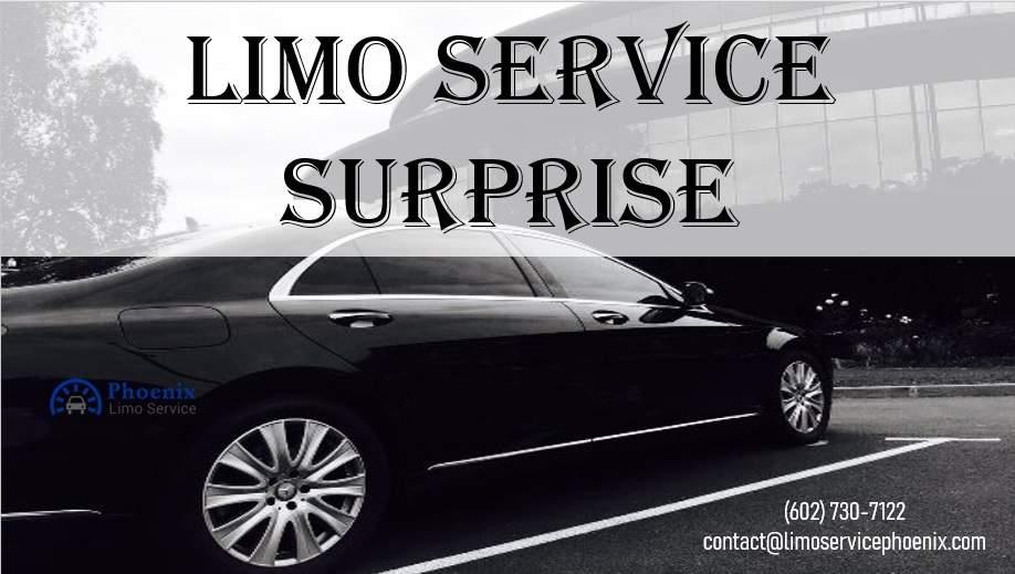 Surprise Limo Rentals