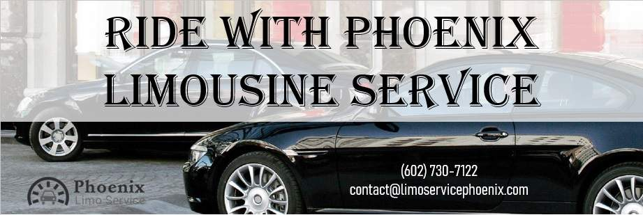 Ride with Phoenix Limousine Service