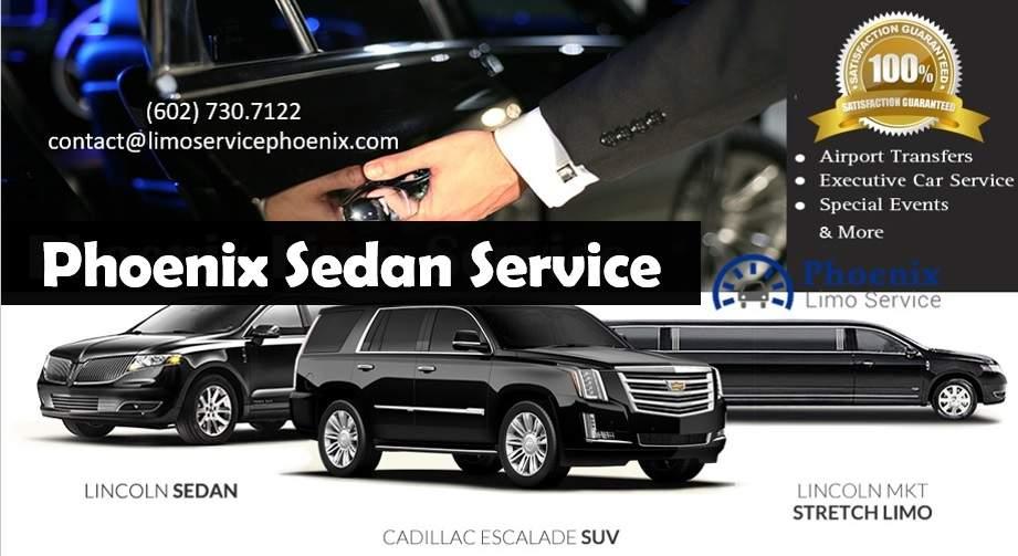Phoenix Sedan Services