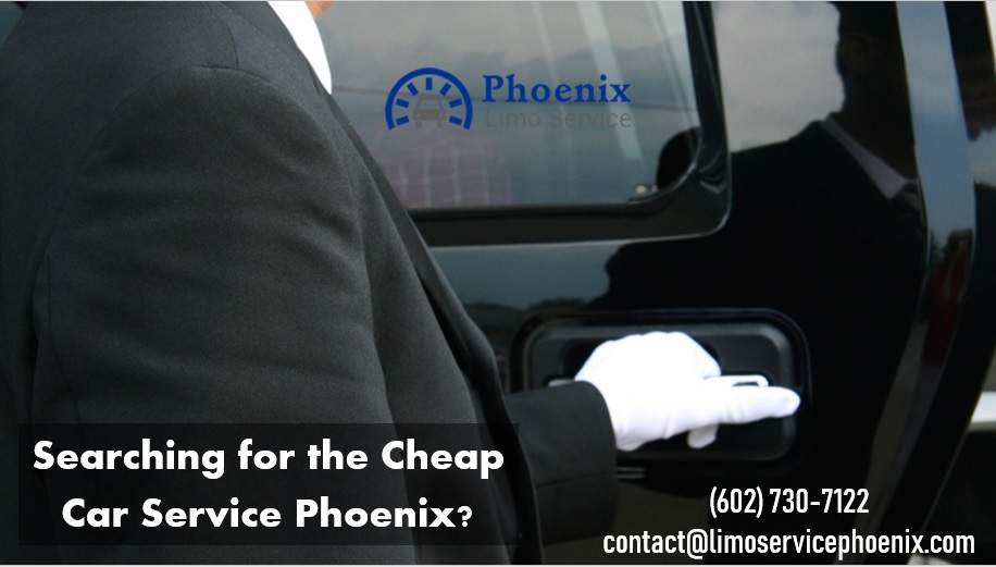 Cheap Car Service Phoenix
