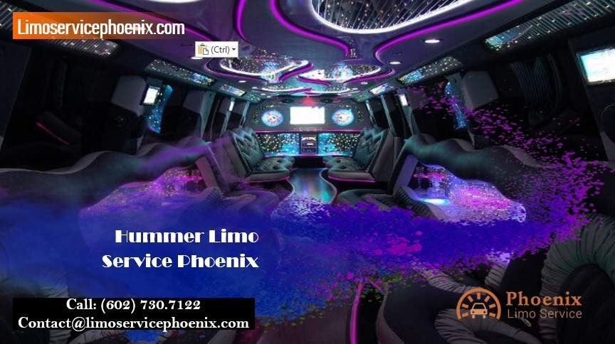 Hummer Limo Services Phoenix