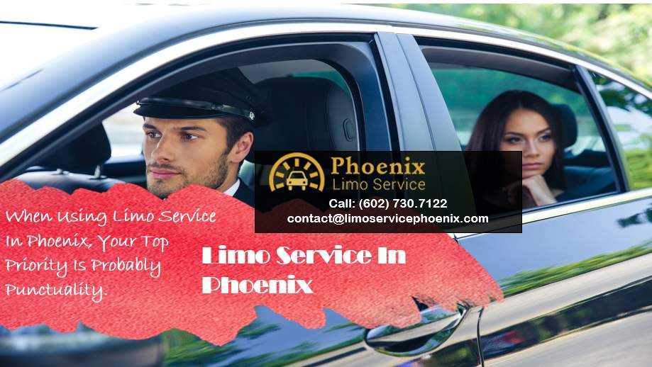 Limo Services In Phoenix