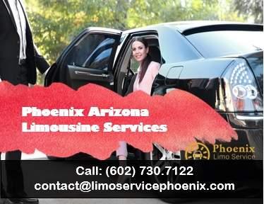 Phoenix Arizona Limousine Service
