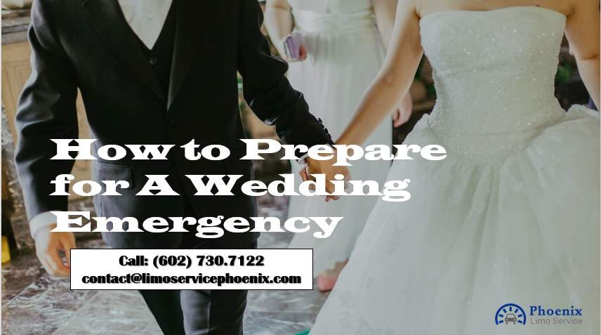 How to Prepare for A Wedding Emergency