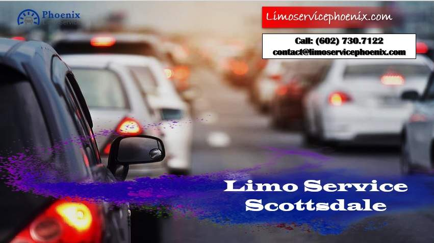 Limo Service in Scottsdale