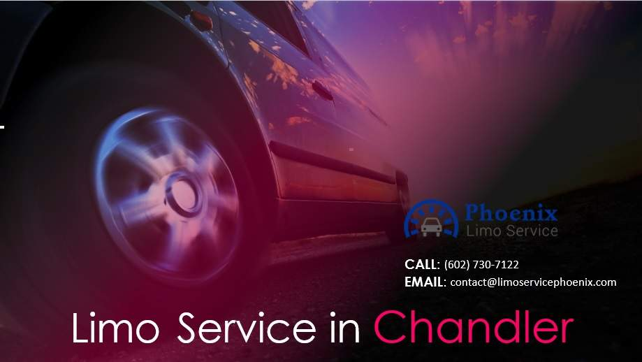Limo Services in Chandler