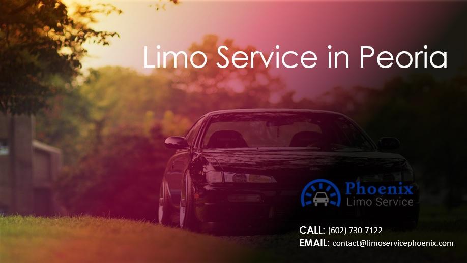 Peoria Limousine Services